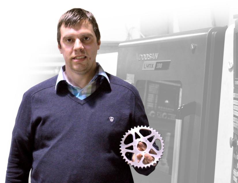 Interview d'Alain Buyse, gérant de la société ABMI