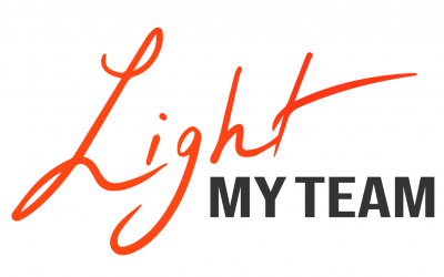 Whiite lance « Light My Team »